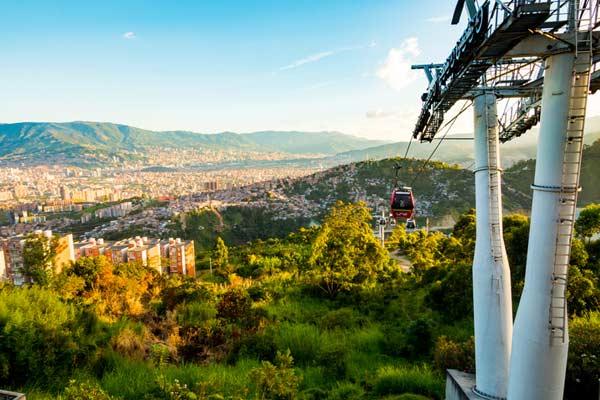 Digital Nomad in Medellín, Colombia