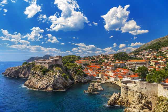 Dubrovnik: Sun, Sea, and Ancient History in Croatia's Breathtaking South