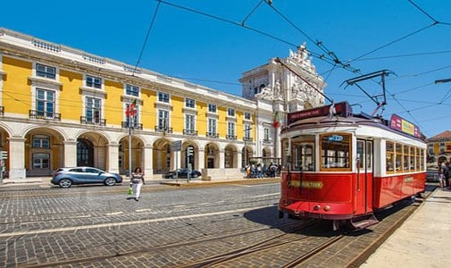 Working as a Digital Nomad in Lisbon, Portugal