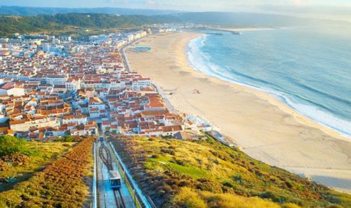 Nazaré: Exploring Portugal's Surprising Vacation Haven