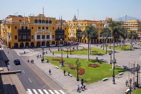 Peru-Itinerary-Lima