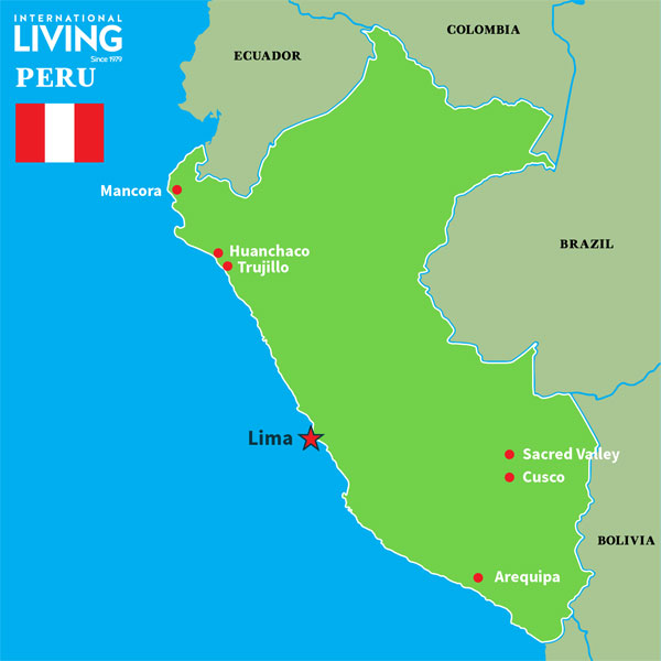 Peru-Map-for-Itinerary