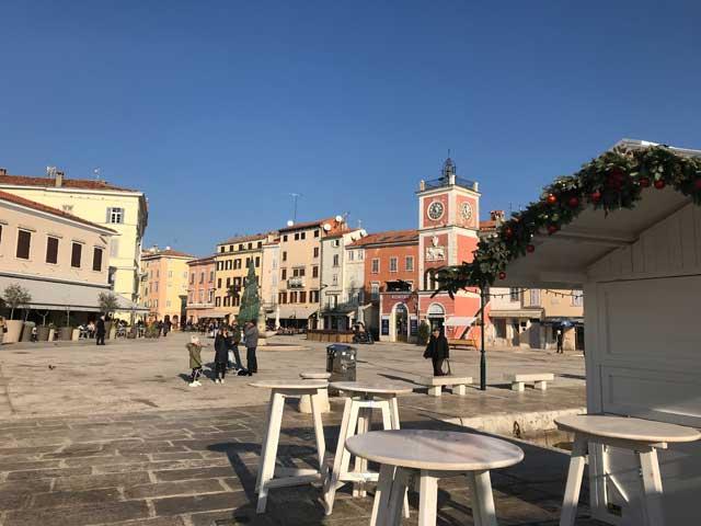 Town Square Rovinj
