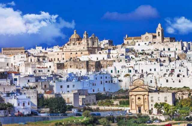 day 5 italy itinerary ostuni