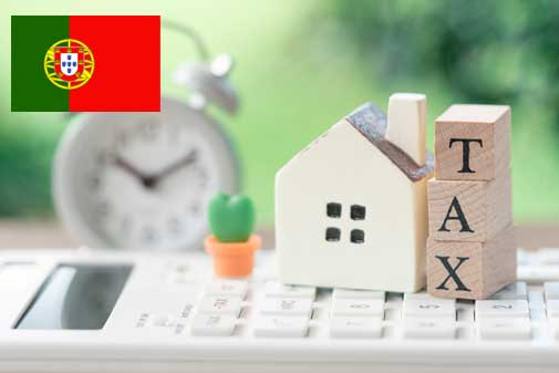 Taxes in Portugal
