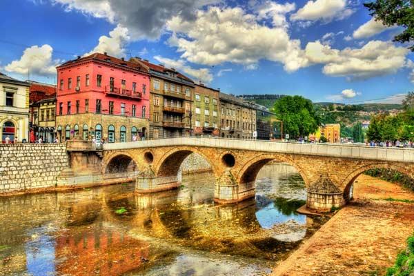 Bridge-in-Sarajevo