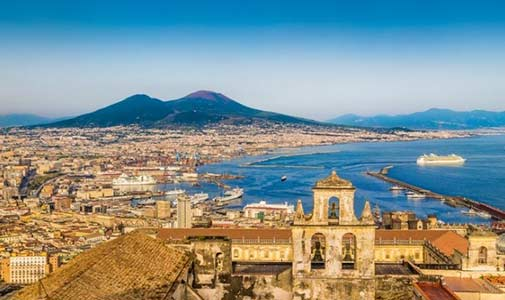 Finding a New Rhythm in Naples, Italy