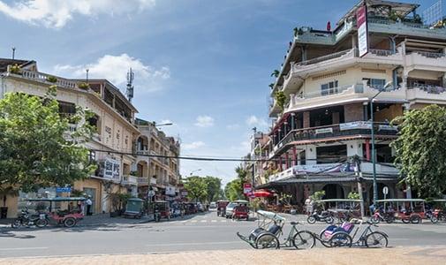Enjoying a Tailor-Made Life of Luxury in Phnom Penh, Cambodia
