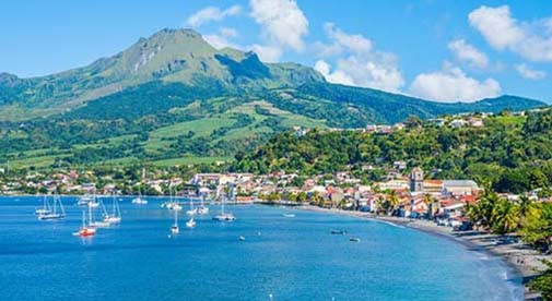 Martinique: France with a Caribbean Flair