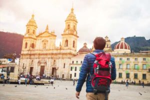 Bogota Walking