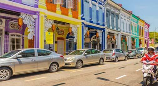 restored shophouses malaysia