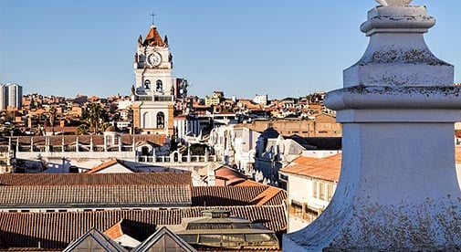 Video: Sucre, Bolivia A Low-Cost Colonial Haven