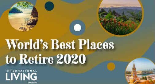 best places to retire 2020
