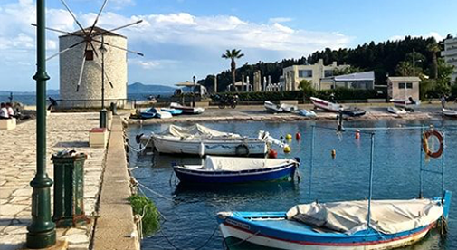 Crete and Corfu: For a Healthy, Simple, Greek Island Retirement