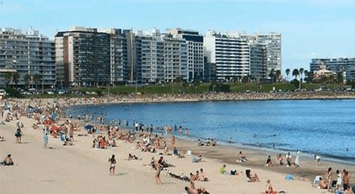 Video: A Look Around Montevideo's Pocitos Area