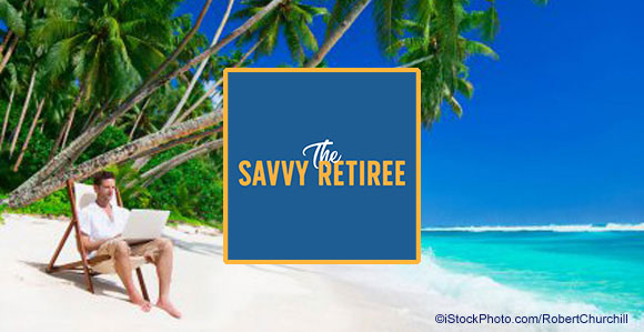 the savvy retiree