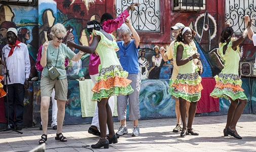 Cuba Catches the Rhythm and Color of the Caribbean