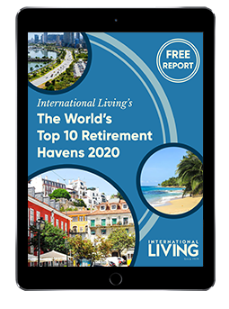 The Worlds Top 10 Retirement Havens 2020