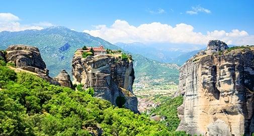 Meteora, Greece: Marvelous Monasteries and Otherworldly Geology