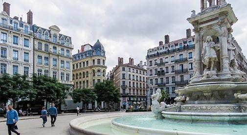 Cuisine, Culture, and Community in Lyon