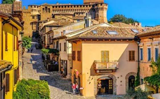 Le Marche, Italy