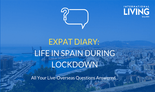 Expat Diary: 70% of Spain's Population is now in Phase 1