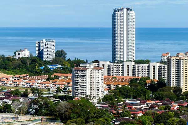 When it comes to rental options you're spoiled for choice in Penang