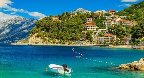 6 Things to do Along Croatia's Makarska Riviera