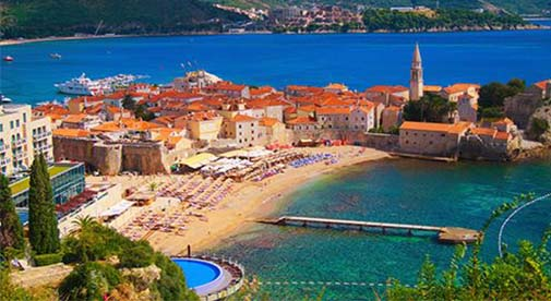 The History, Beaches, and Bistros of Budva, Montenegro