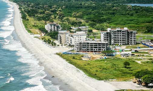 Paradise Awaits in Playa Caracol, Panama