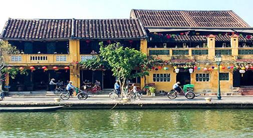 Cycling Enthusiast to Tour Guide in Hoi An, Vietnam