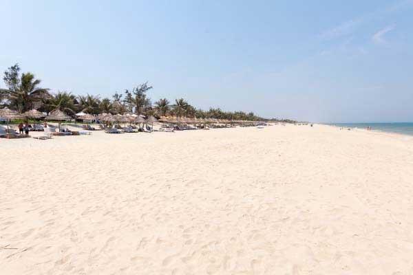 Relax on Hoi An's Best Beach