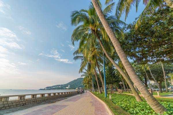 Take a Stroll along the Promenade