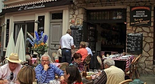 An Archetypal French Festival…Once We Found it