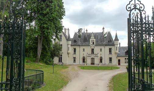 Live in a French Castle for Only €88K