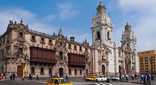"""""""I Created a Taxi Service for Expats and Visitors to Peru"""""""