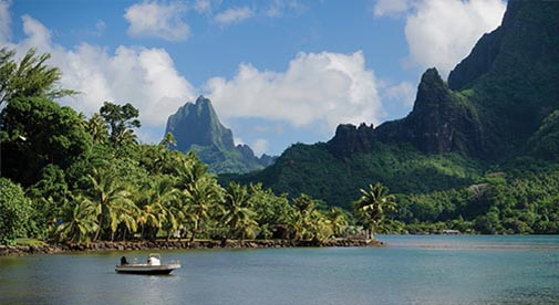 Finding Affordable French Polynesia