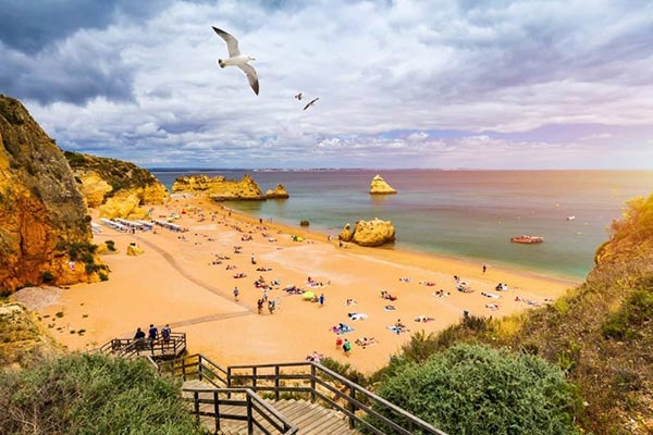 You Need to Pay Attention to This Algarve Beach Town