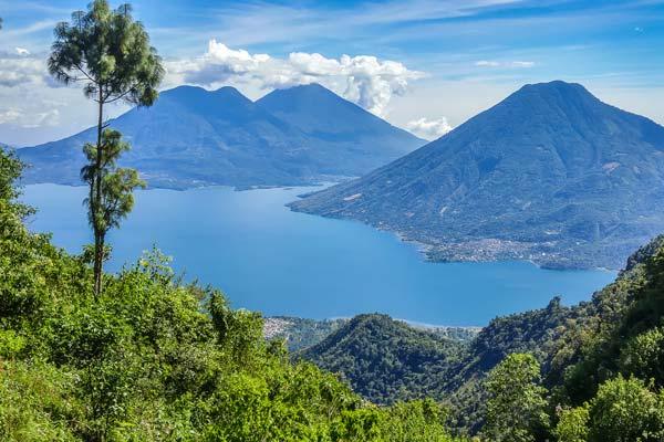 Lake-Atitlán