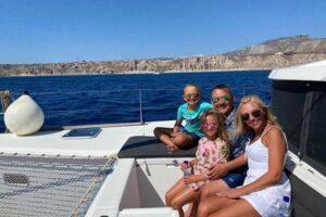 Yacht-in-Greece