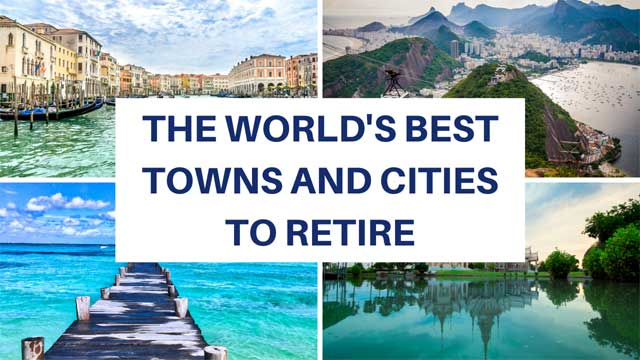 The World's Best Towns and Cities