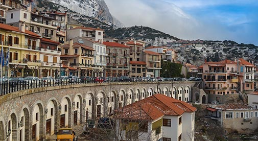Why You Should Visit Greece in the Winter