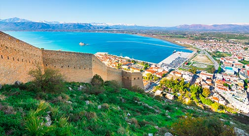 4 Road Trip Destinations in the Peloponnese