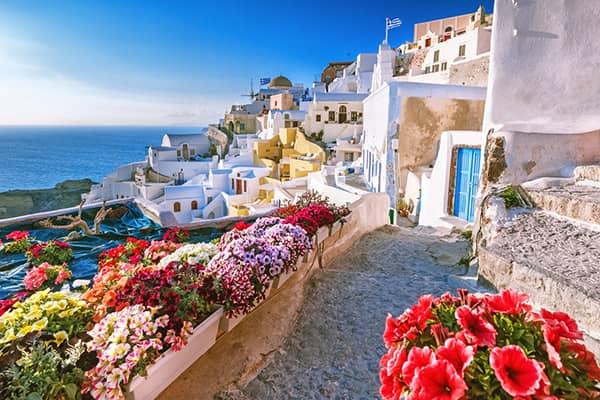 Greek Island Getaways From $95K