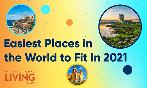 5 Great Places to Retire Where it's Easy to Fit In