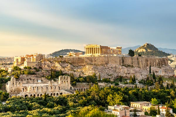 The Good Life in Greece for Less Than $1,000 a Month