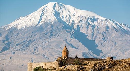 Armenia: Ancient Monasteries, Warm Hospitality, and a Rich Cuisine