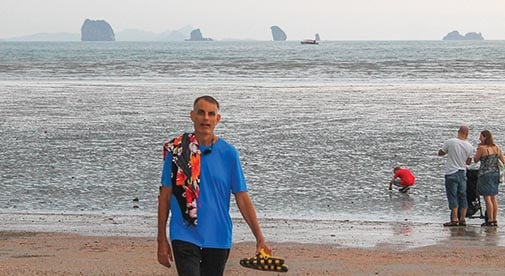 Affordable Freedom in Beach-Town Ao Nang, Thailand