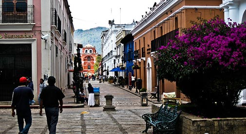 A Quick Note From Stunning Chiapas, Mexico