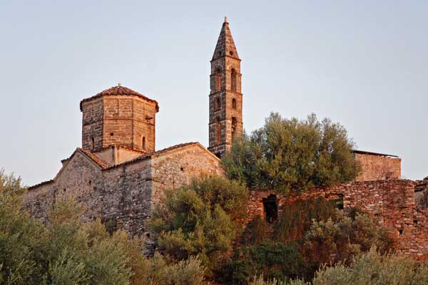 Kardamili-Greece
